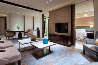 Larger Suite Room