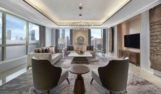 Majapahit Suite - Living Room