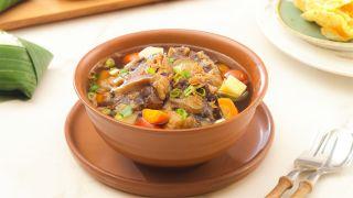 Signature Sop Buntut / Indonesian Oxtail Soup