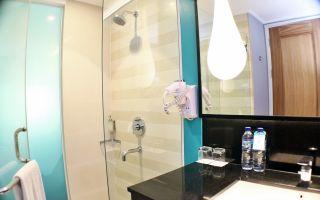 Bathroom Standing Shower
