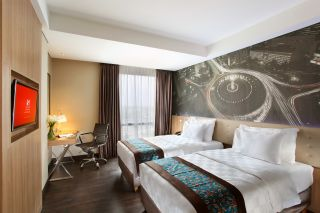 Deluxe Room (Twin Bed)
