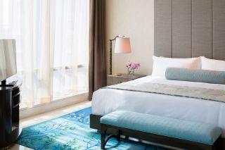 Raffles Room - Bedroom