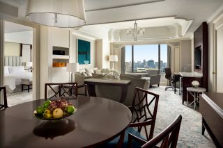 Two Bay Suite - Living room