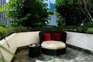 Terrace of Studio Suite Executive