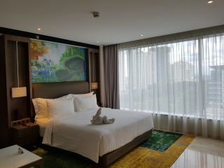 Executive Room with 1 King Size Bed