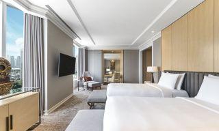 Majapahit Suite - Twin Room