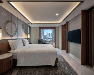 Capital Suite - Bedroom